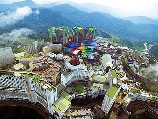 Theme Park Hotel Genting Highlands - View