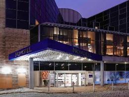 Novotel Sheffield Centre Hotel