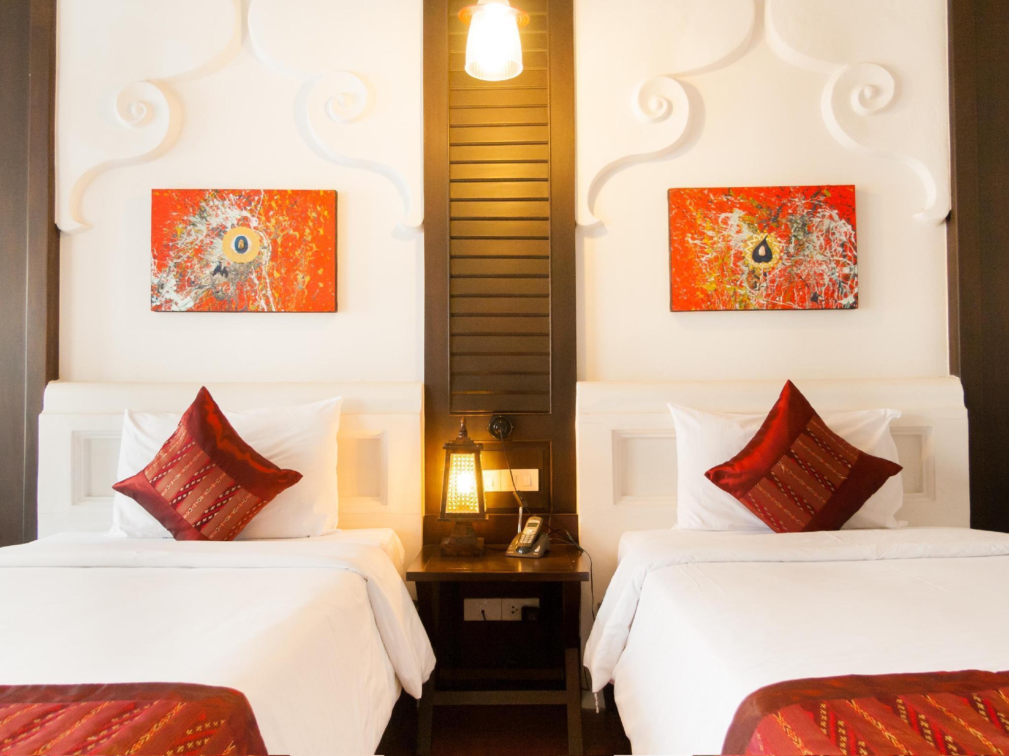 BP Chiang Mai City Hotel Chiang Mai Map
