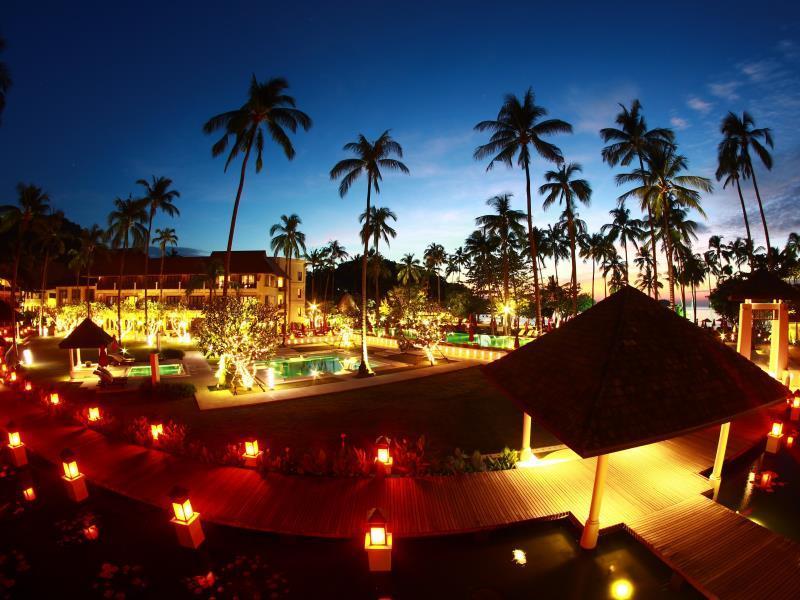 โรงแรมดิเอ็มเมรัลโคฟเกาะช้าง ที่พักเกาะช้าง 5 ดาว
