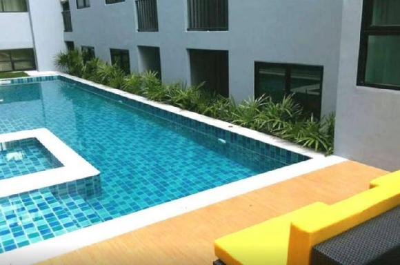 Cozy fully furnished 1 bed room condo