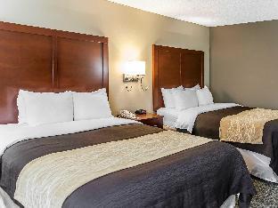 room of Comfort Inn Pentagon City