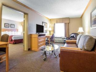 Interior Quality Inn & Suites Casper near Event Center