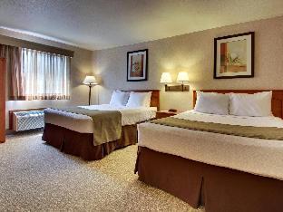 Interior Best Western West Hills Inn