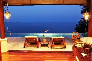 #Villa LOTUS Infinity pool with Seaview 3 BR#