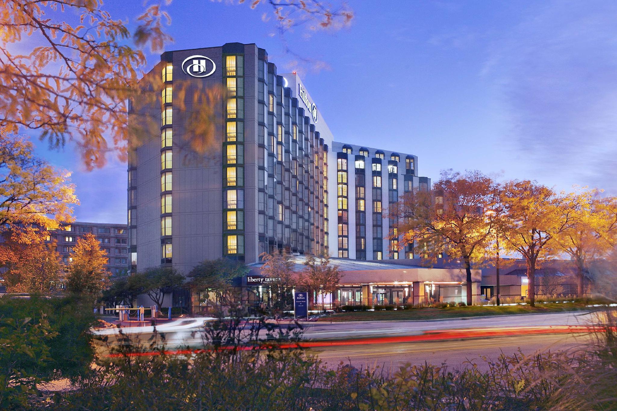 Hilton Rosemont Chicago O'Hare Hotel image