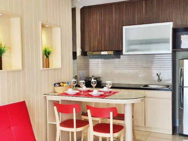 Ravarine Suite Apartment Jakarta