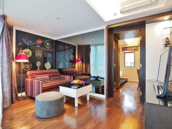 香港武士堡服务式住宅(隆堡兰桂坊酒店) 香港旅游 第2张