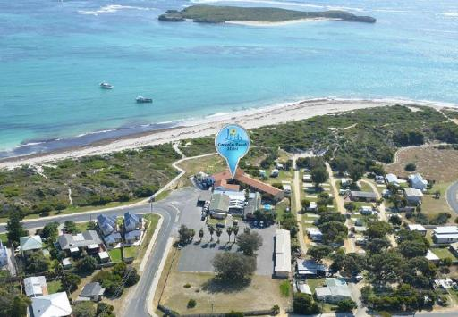 book Lancelin hotels in Western Australia without creditcard