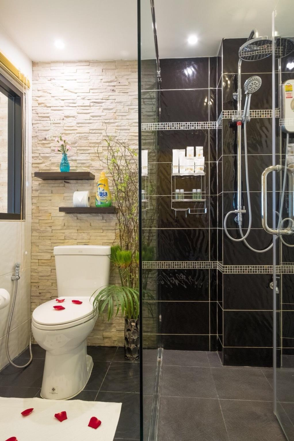 ,สตูดิโอ อพาร์ตเมนต์ 1 ห้องน้ำส่วนตัว ขนาด 38 ตร.ม. – นิมมานเหมินทร์