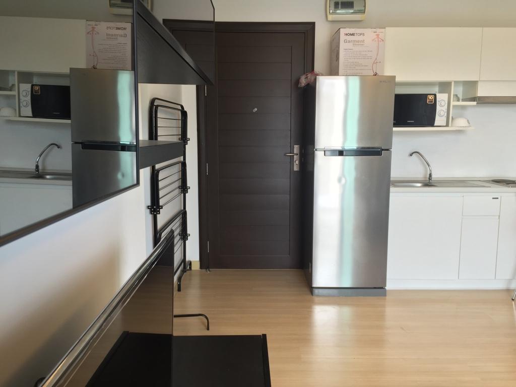 ,อพาร์ตเมนต์ 1 ห้องนอน 1 ห้องน้ำส่วนตัว ขนาด 33 ตร.ม. – สุขุมวิท