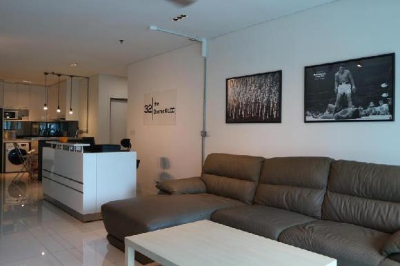 Mercu Summer Suite 2 Room Apartment