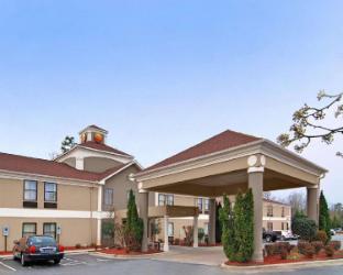 Quality Inn High Point - Archdale Archdale (NC) North Carolina United States