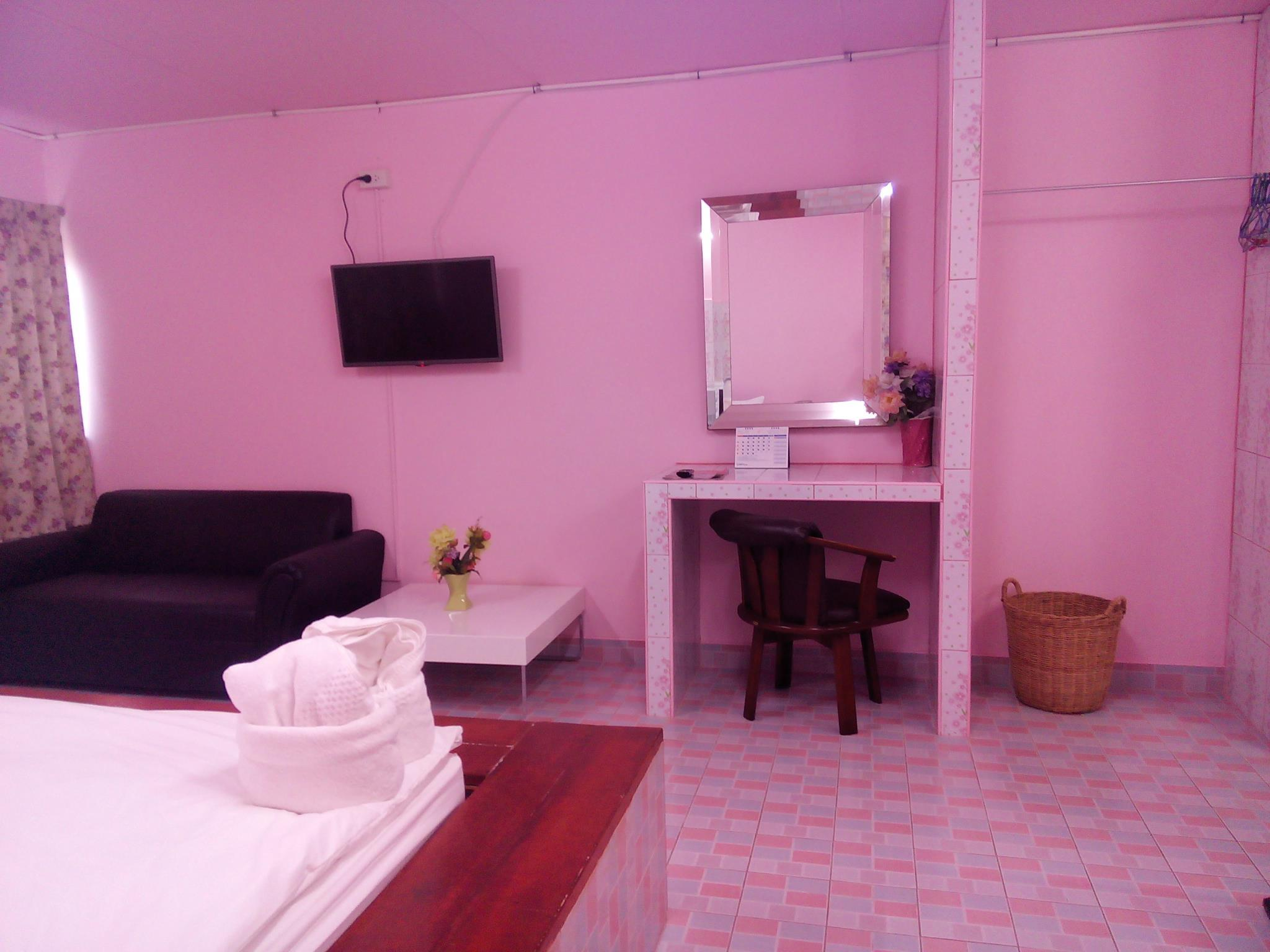 อพาร์ตเมนต์ 1 ห้องนอน 1 ห้องน้ำส่วนตัว ขนาด 28 ตร.ม. – สนามบินนานาชาติดอนเมือง