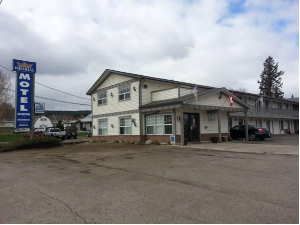 Imperial Motel 100 Mile House (BC) Canada