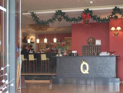 Queens Leriotis Hotel – Athens 5