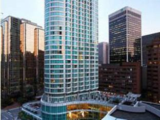 Marriott Pinnacle Hotel Vancouver (BC) - Exterior