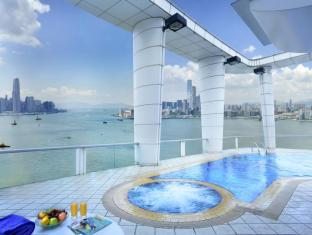 Metropark Hotel Causeway Bay Hong Kong - Swimming Pool