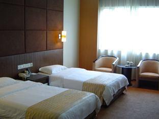 International Conference Hotel Nanjing - Deluxe Twin Room