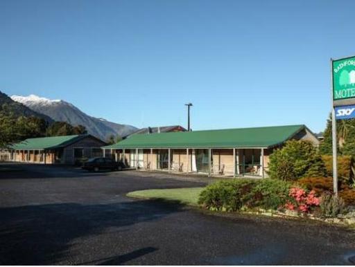 Rainforest Motel PayPal Hotel Fox Glacier