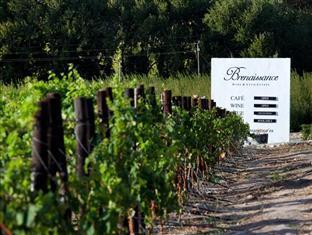 Brenaissance Wine & Stud Estate Stellenbosch - Farm Entrance