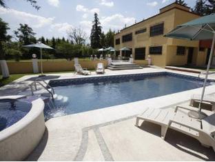 Finca Las Hortensias Hotel Mexico-stad - Zwembad