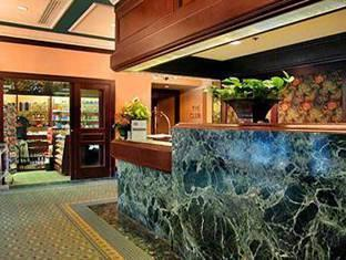 Georgian Court Hotel Vancouver (BC) - Reception