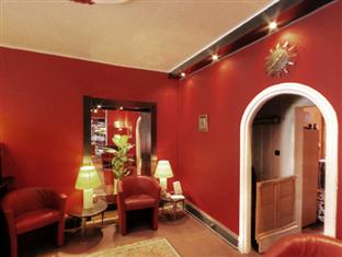 Hotel Savigny बर्लिन - लॉबी
