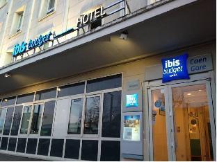 ibis Budget Caen Centre Gare