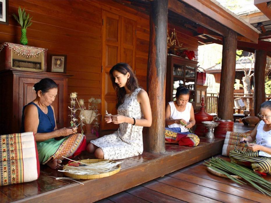 The Dhara Dhevi Hotel Chiang Mai Chiang Mai Map