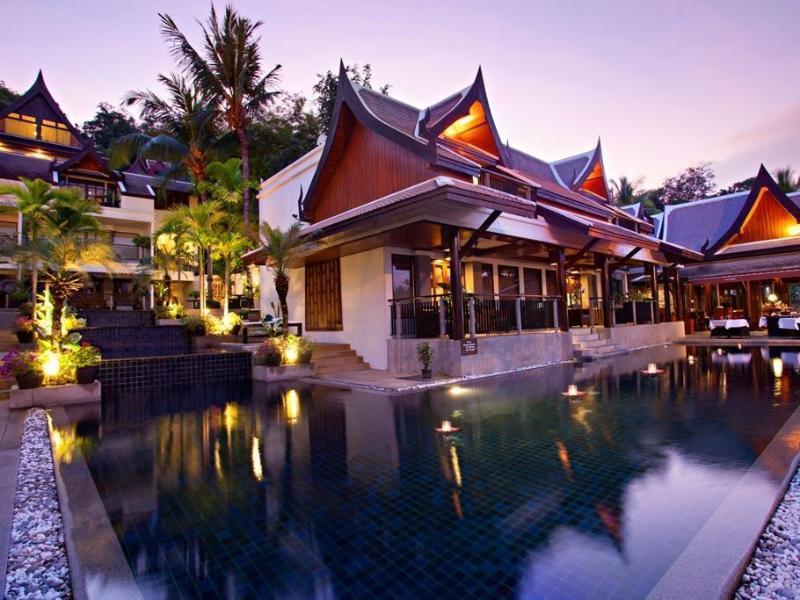 Baan yin dee boutique resort phuket thailand for Boutique hotel phuket
