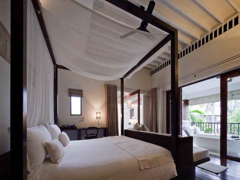 SALA Samui Resort & Spa Samui Map