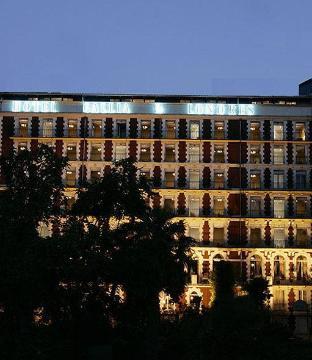 Reviews Grand Hotel Gallia & Londres