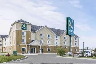 Quality Inn and Suites Thompson Thompson