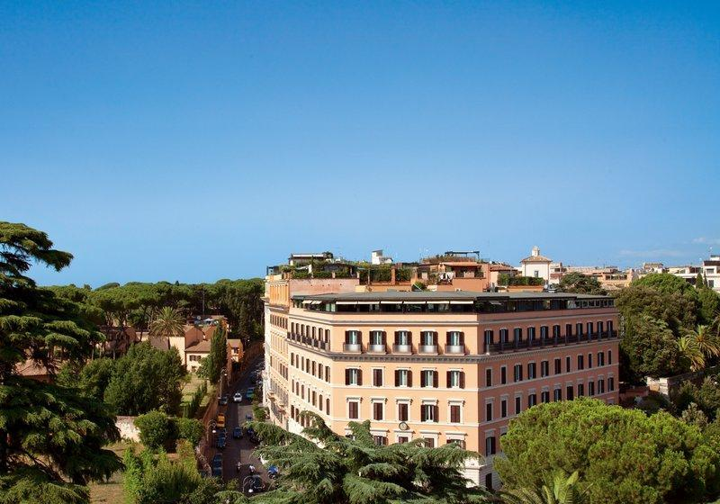 Hotel Eden – Dorchester Collection – Rome 1