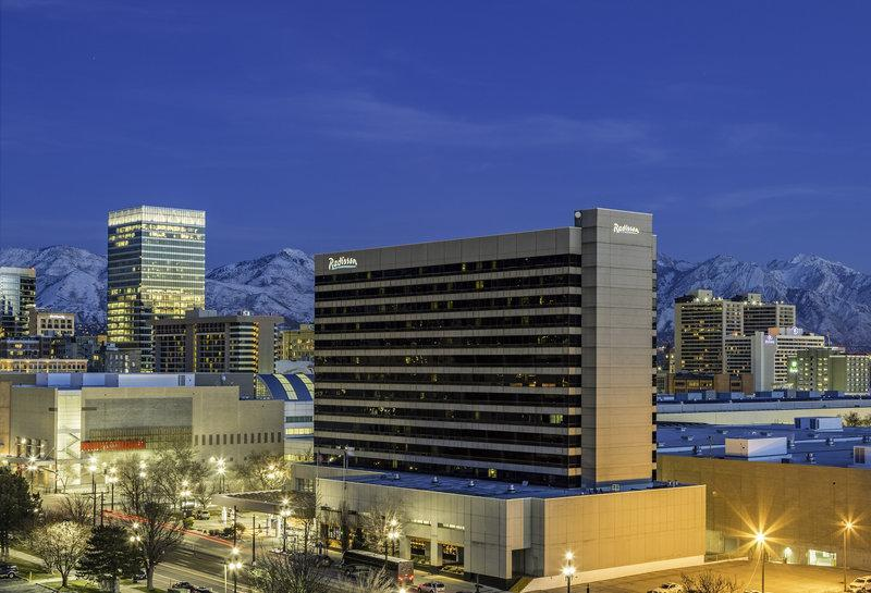 Radisson Hotel Salt Lake City Downtown image