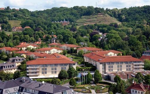 Radisson Blu Hotel in ➦ Radebeul ➦ accepts PayPal