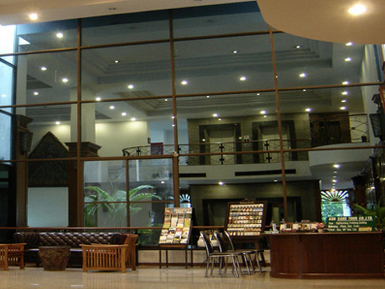 Royal Lanna Hotel Chiang Mai Map