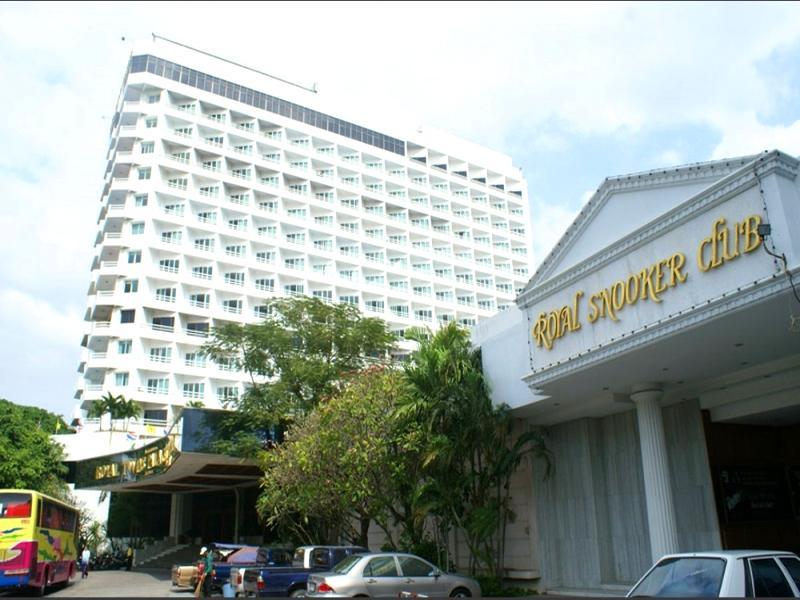 โรงแรมรอยัล ทวิน