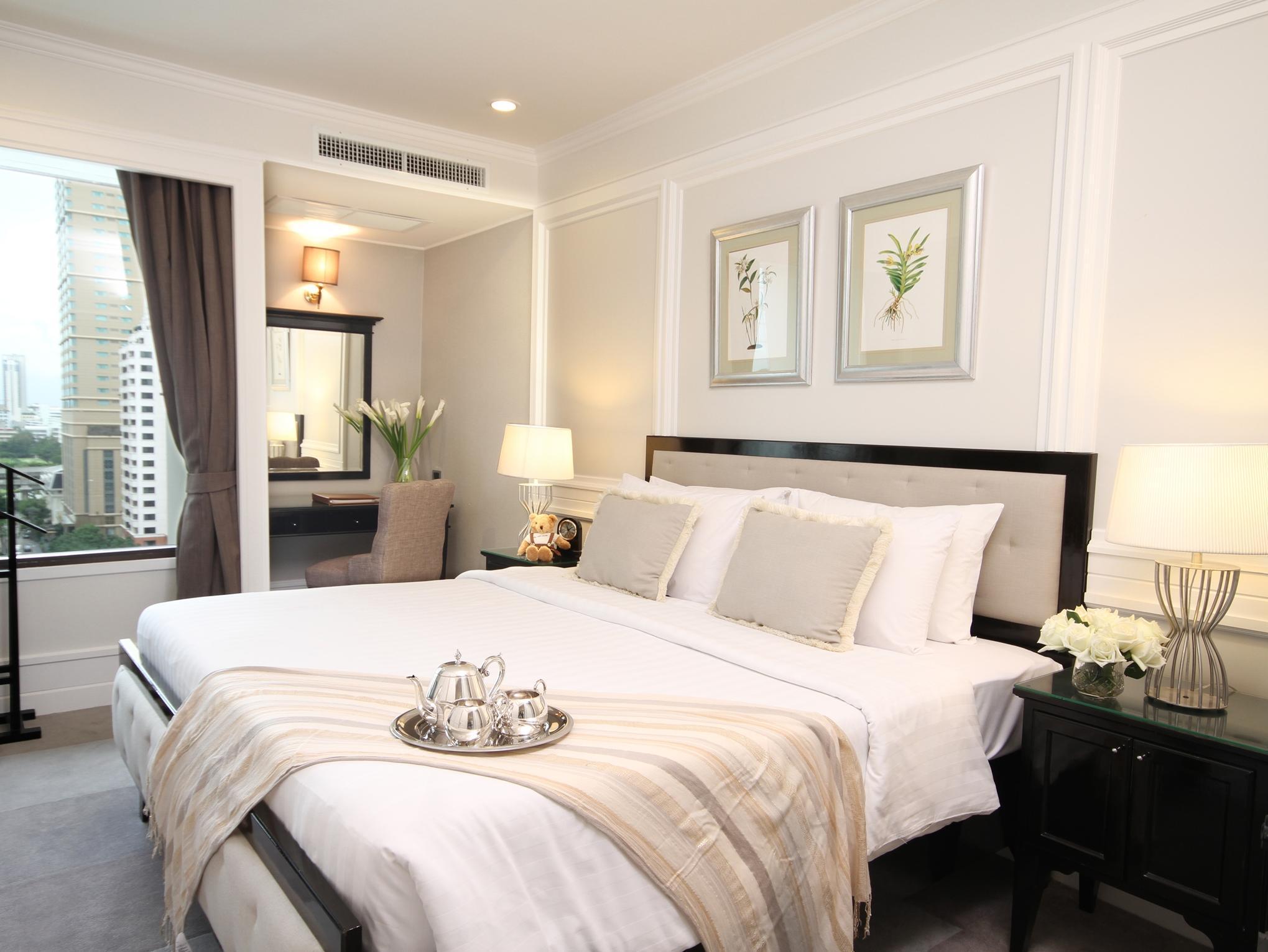 Cape House Serviced Apartment Bangkok