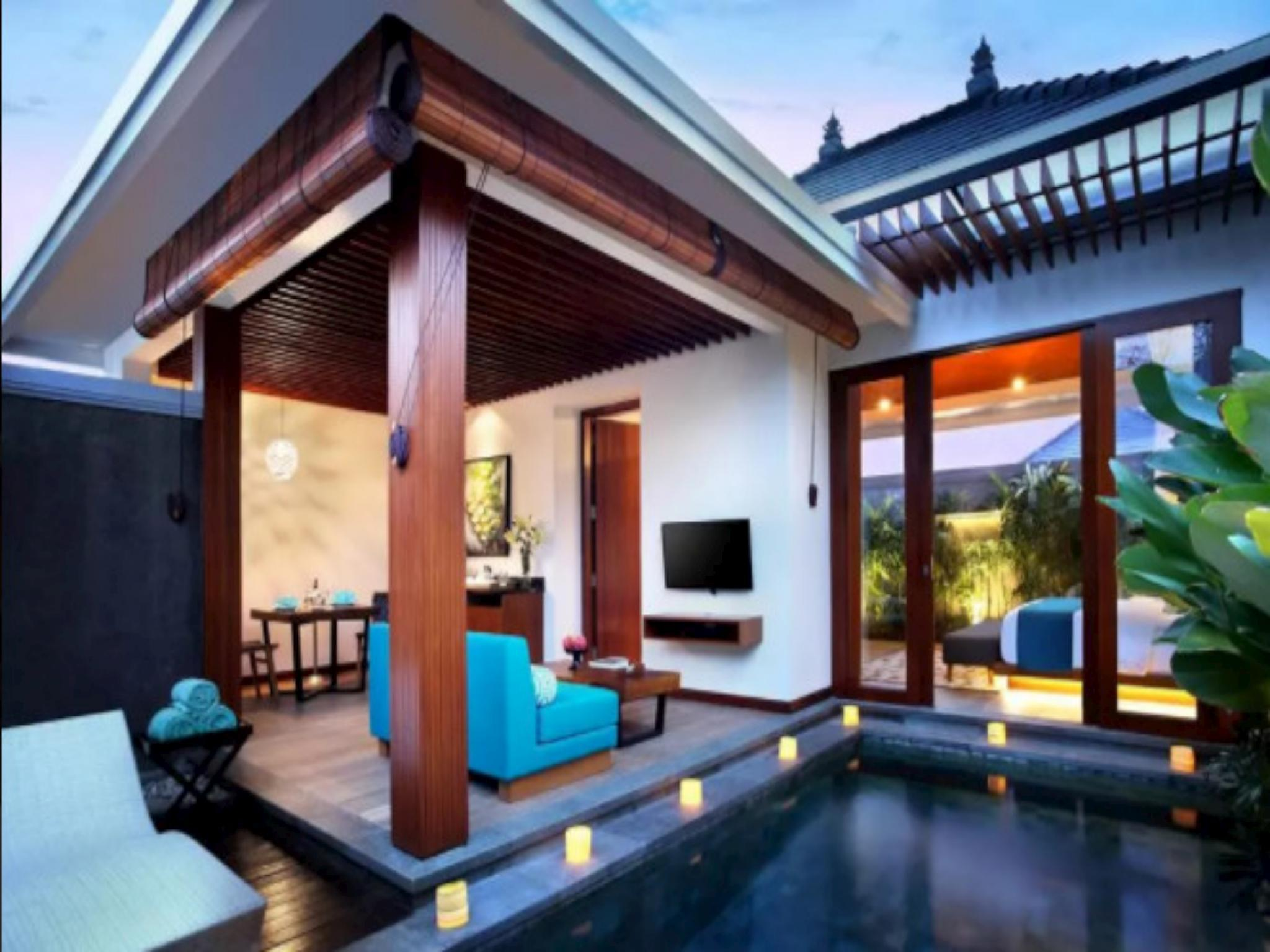 AMAZING NEW PRIVATE POOL VILLA AT LEGIAN