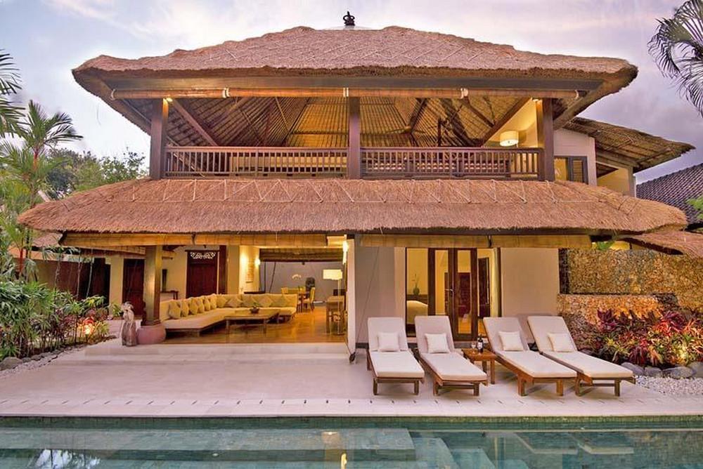 3 BR Villa Kubu - Premium