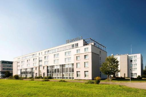NH Hotels Hotel in ➦ Leipzig ➦ accepts PayPal