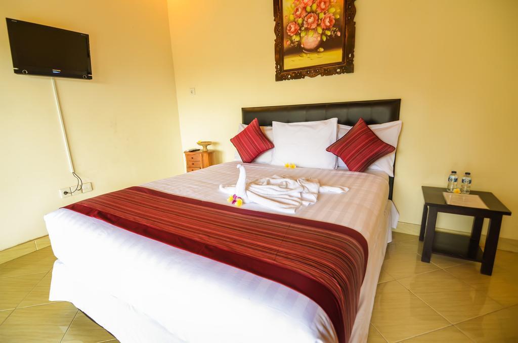 Sekembang Ubud Villa #DeluxeRoom