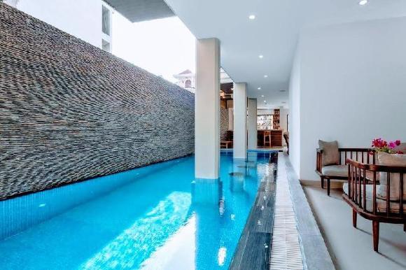 Vivian Villa & Apartment by My Khe beach - 2BR