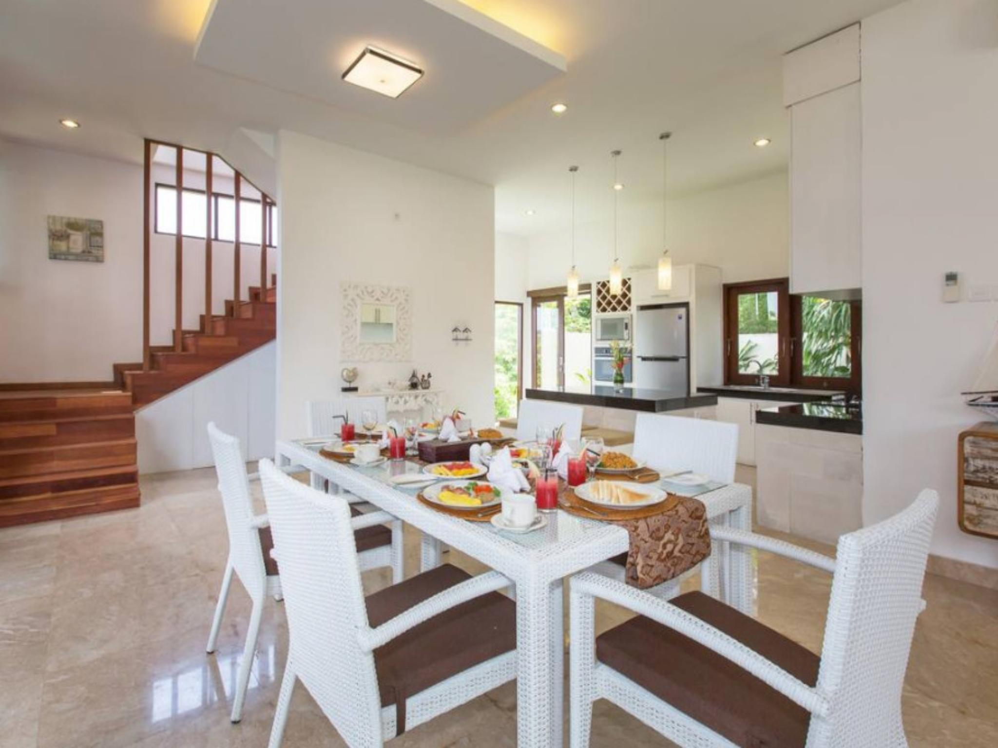 3 Bedroom Villa1 in Canggu Club Residence