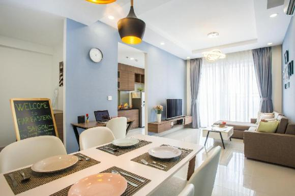 Luxury Decor 3BR 30th Floor Near BenThanh Gym Pool