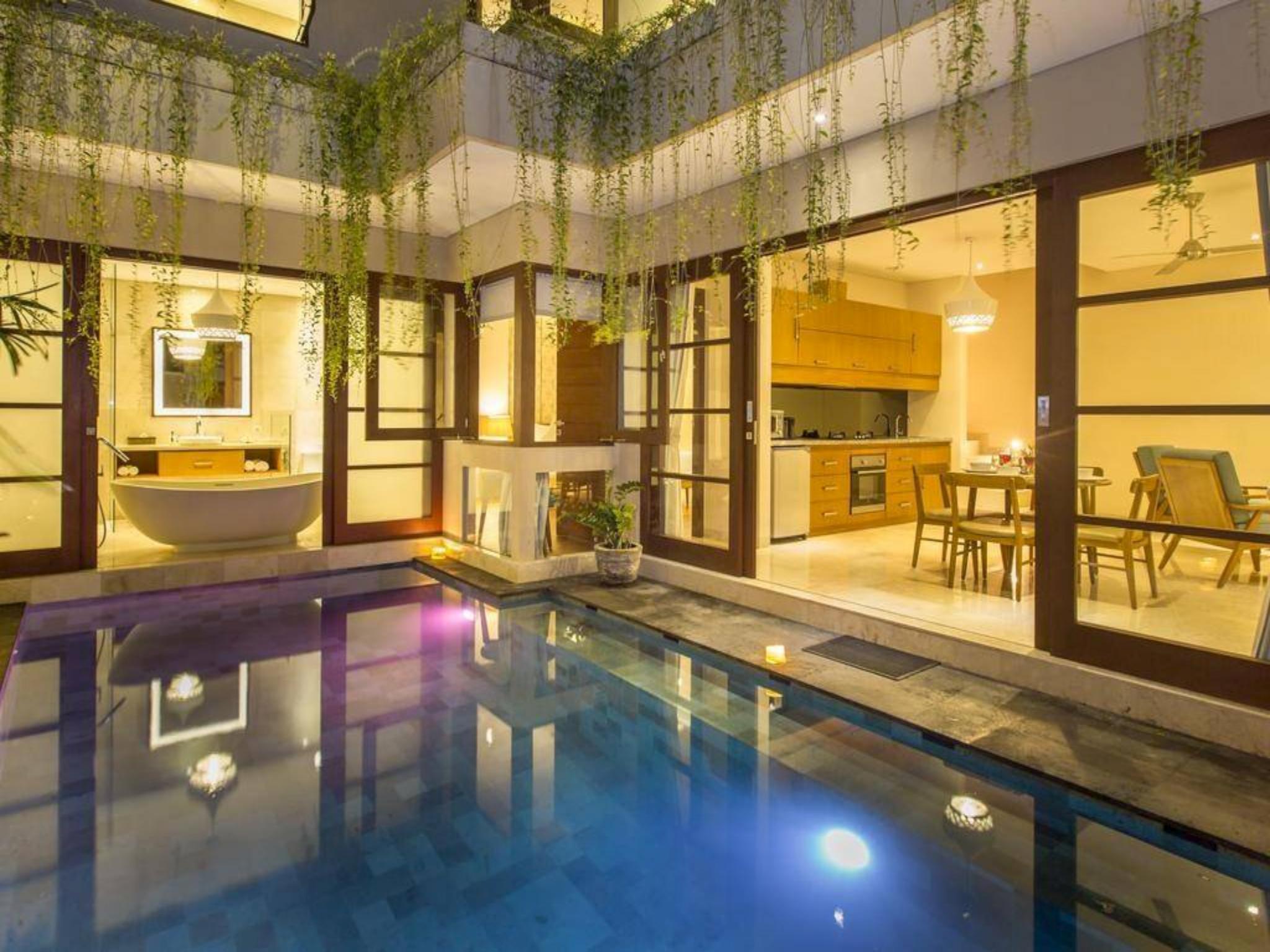 2 BDR Beautiful Villas at Legian Kuta