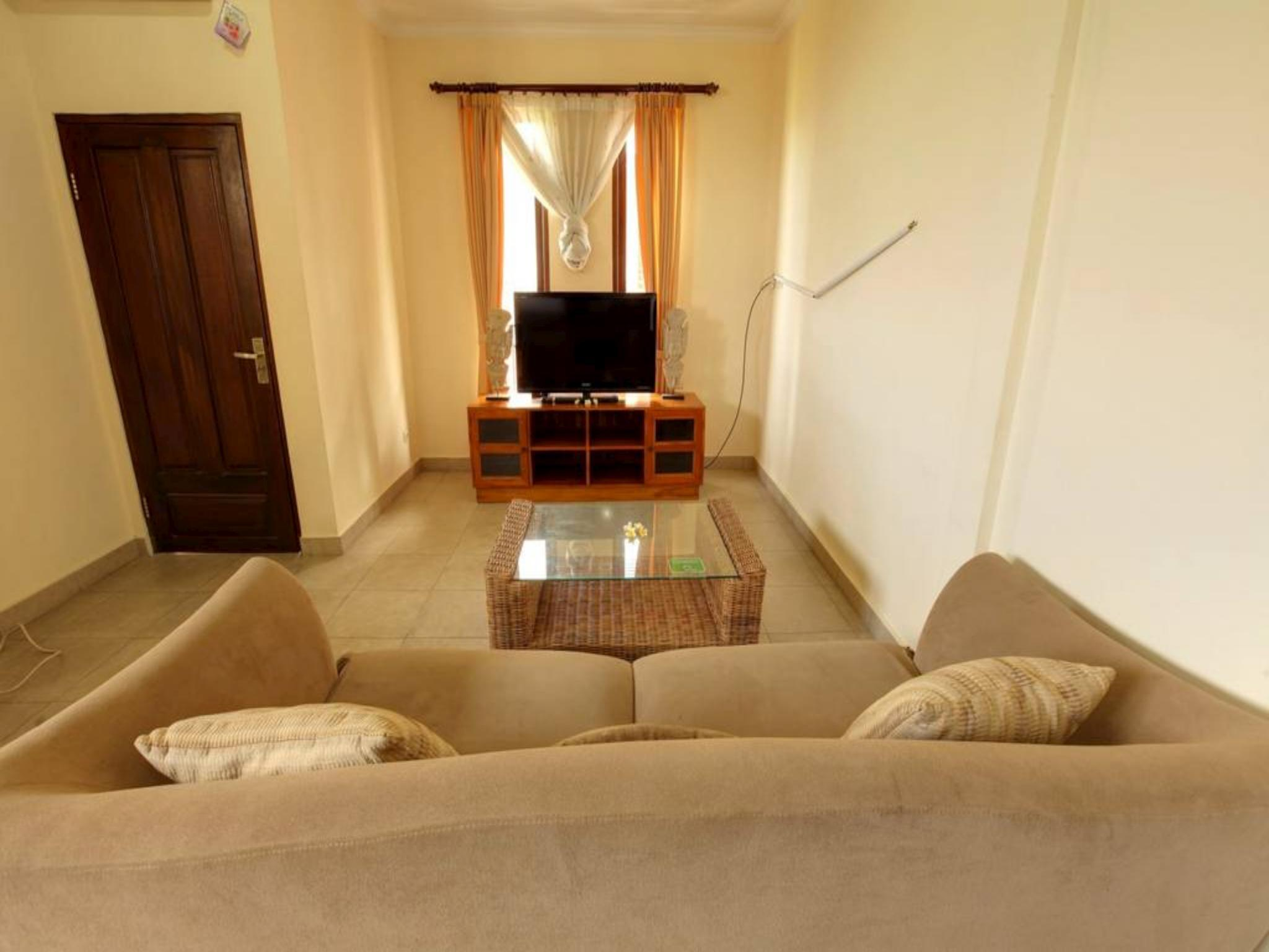 Ubud Apartement tropical Garden