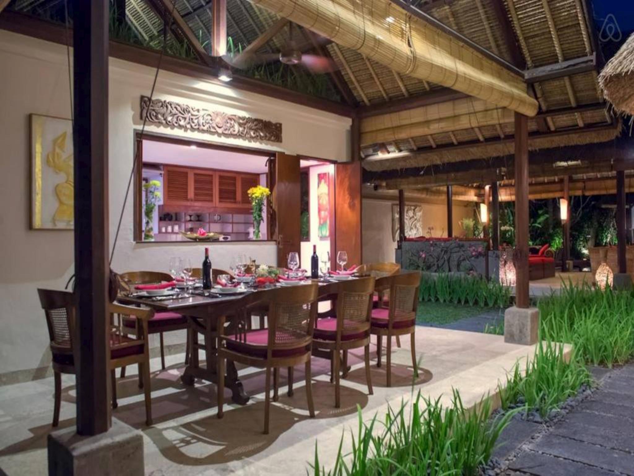 4 Bedroom Villa at Plawa Seminyak